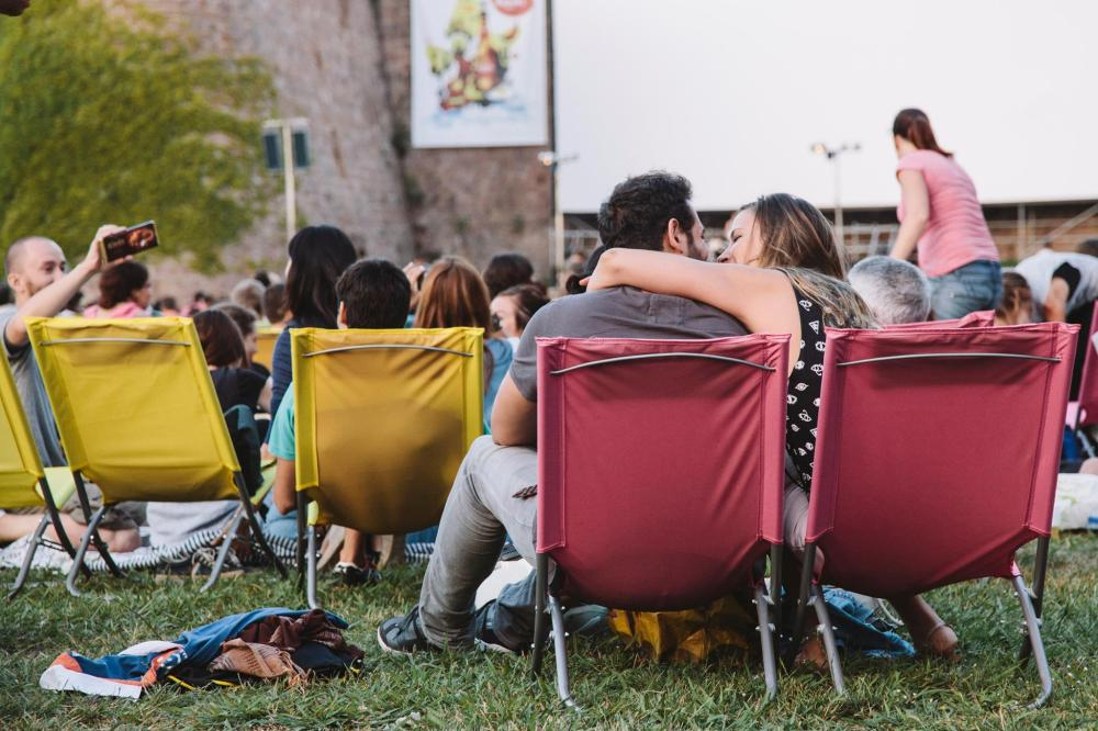 Cinema a la fresca Glovo
