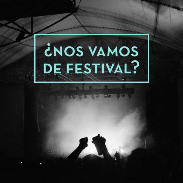 ir de festival